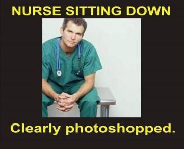 nursesitting